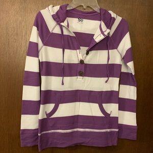 SO hooded shirt